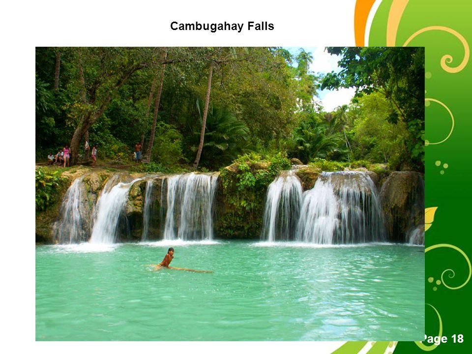 Cambugahay Falls