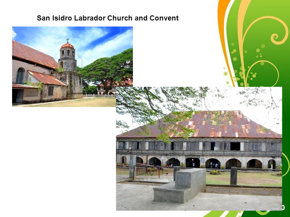 San Isidro Labrador Church and Convent