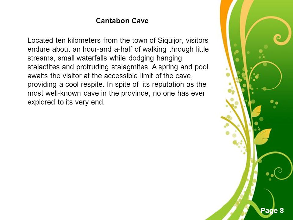 Cantabon Cave