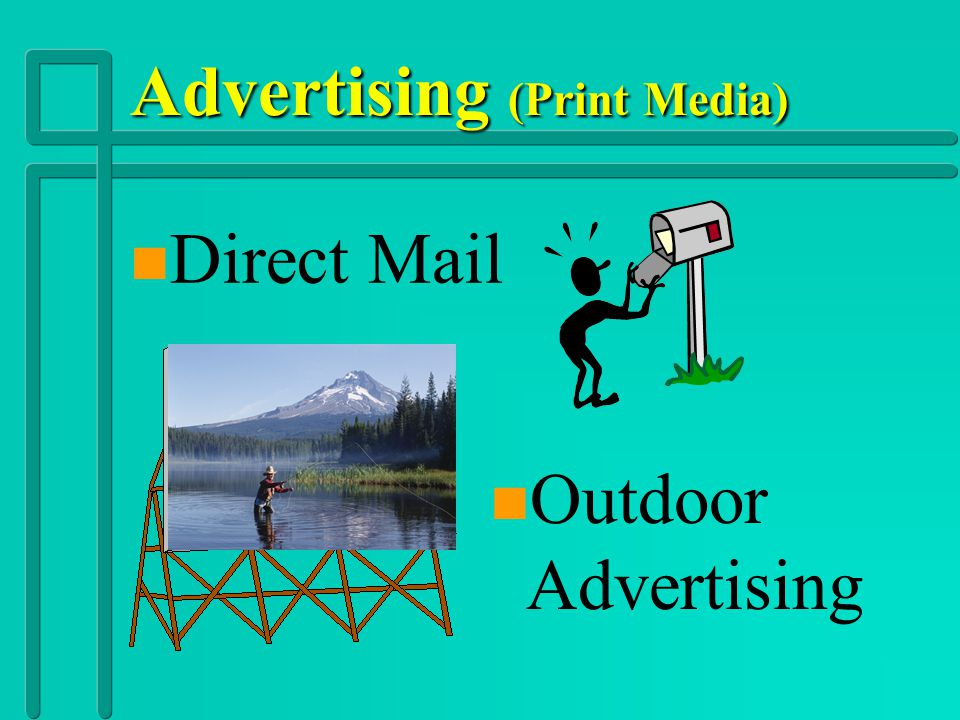 Advertising (Print Media)