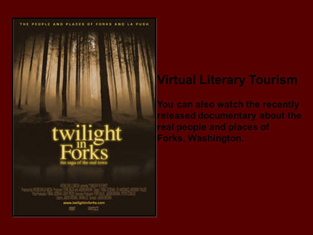 Virtual Literary Tourism