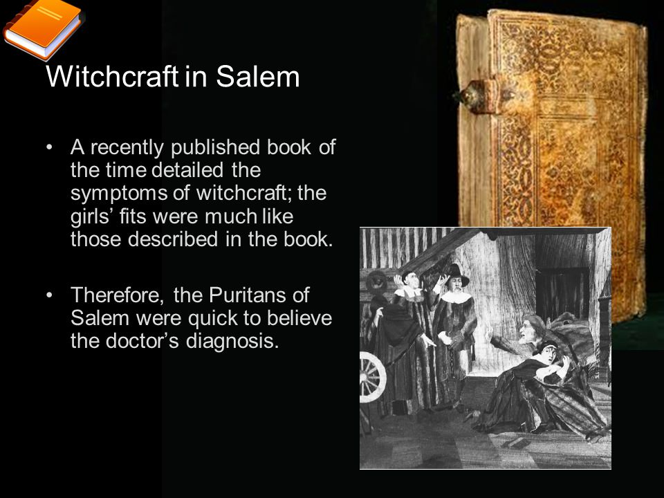 Witchcraft in Salem