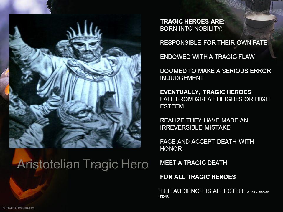 Aristotelian Tragic Hero