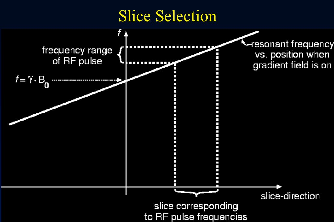 Slice Selection