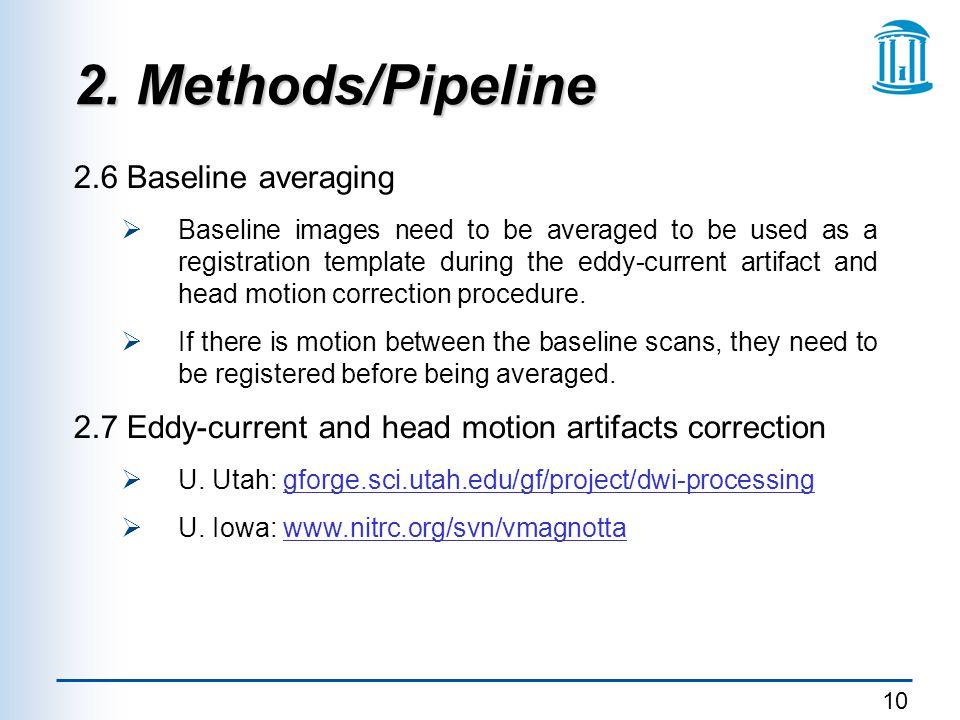 2. Methods/Pipeline 2.6 Baseline averaging