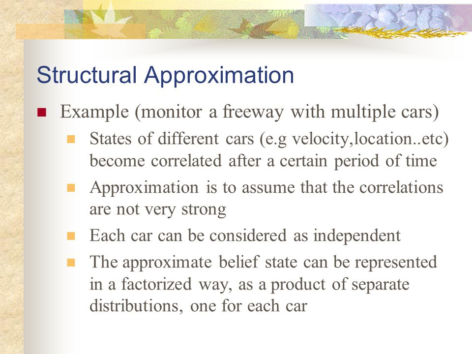 Structural Approximation