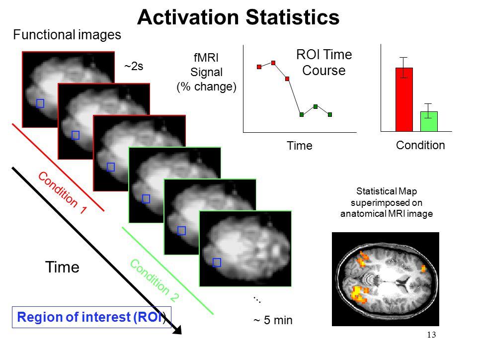 Activation Statistics