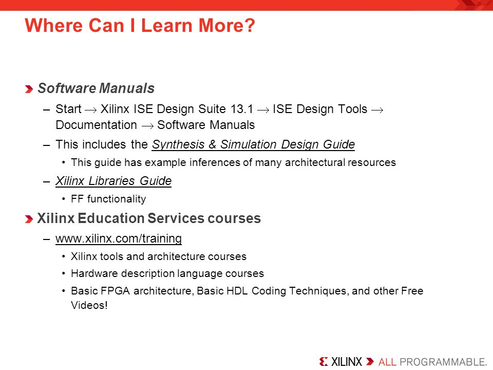 Where Can I Learn More Software Manuals
