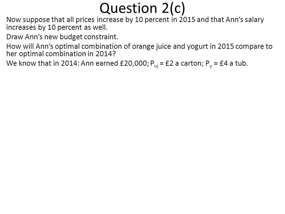 Question 2(c)