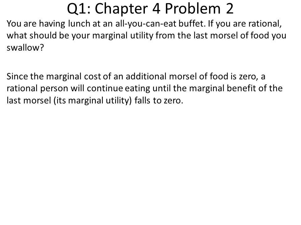 Q1: Chapter 4 Problem 2