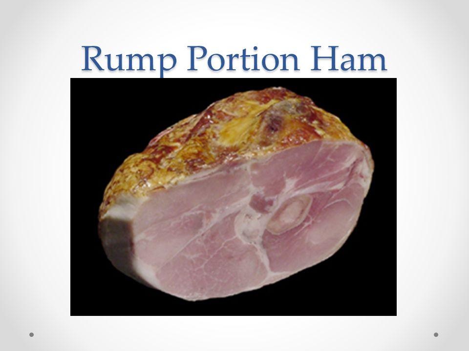 Rump Portion Ham