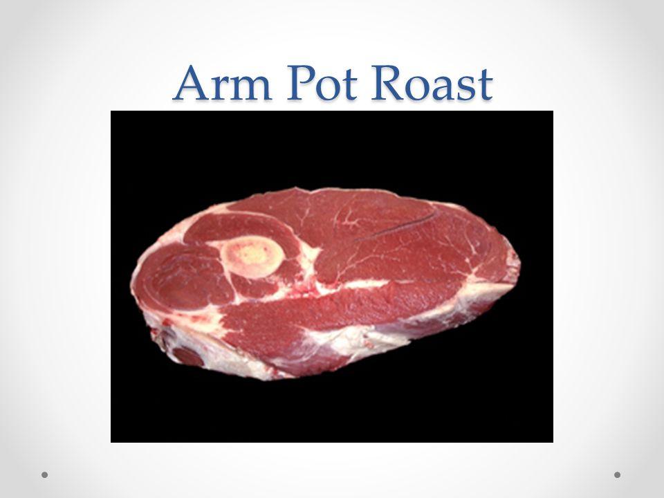 Arm Pot Roast