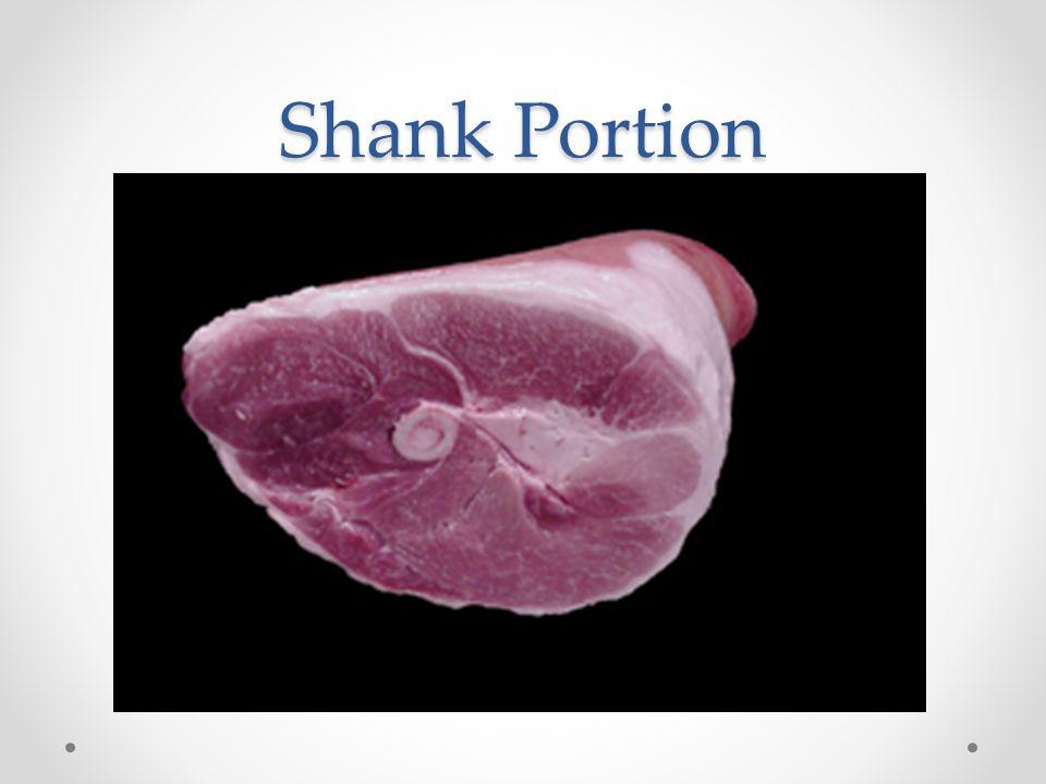 Shank Portion