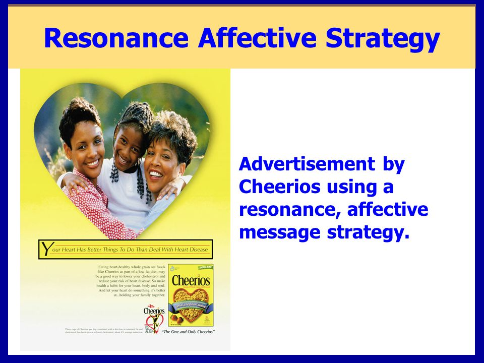 Resonance Affective Strategy