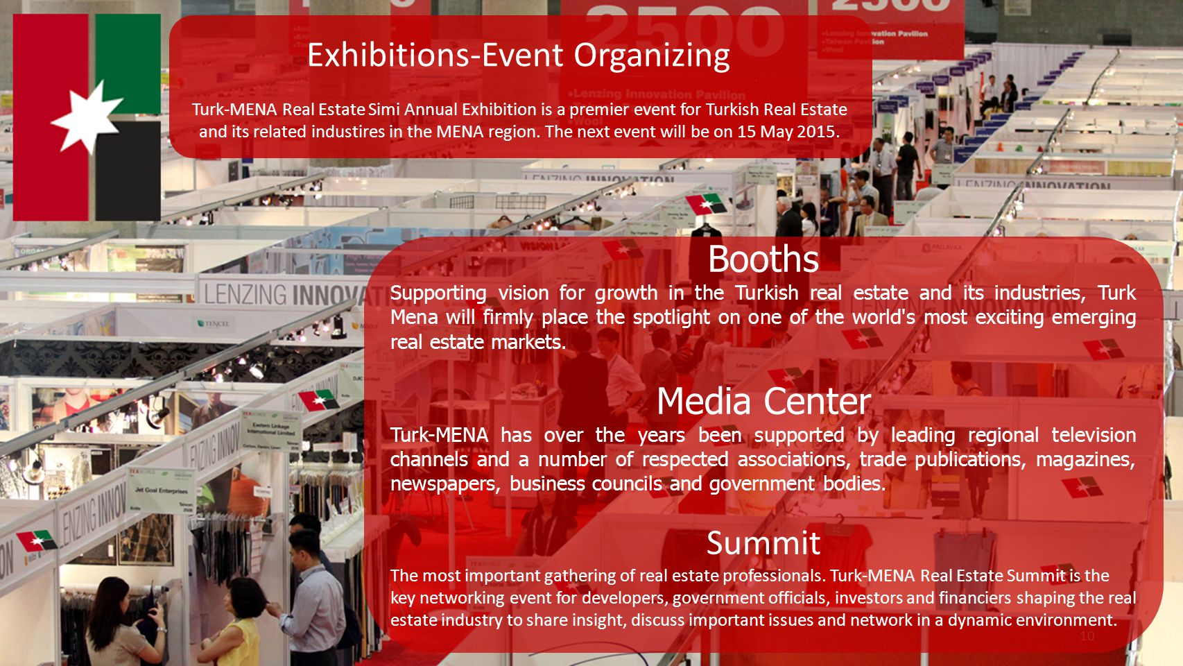 Exhibitions-Event Organizing