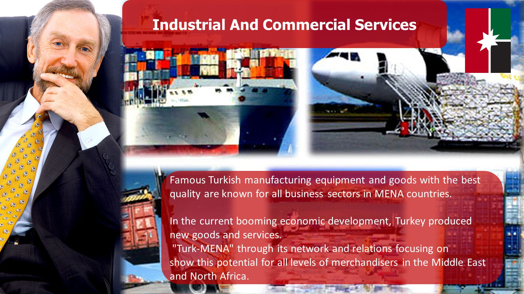 Industrial And Commercial Services