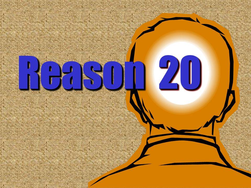 20 Reason