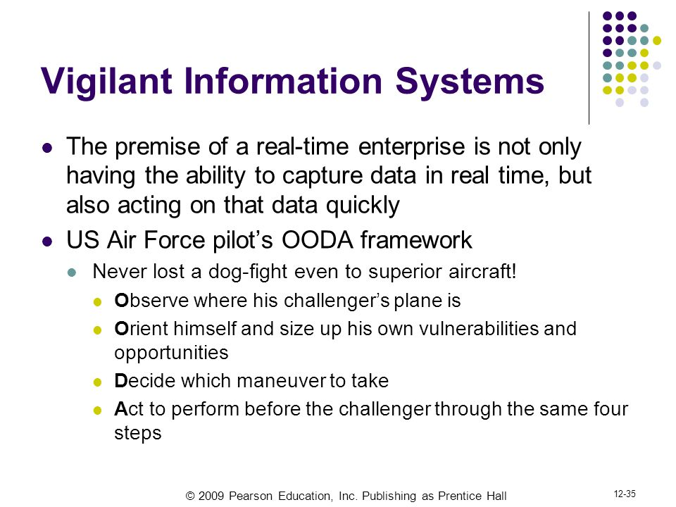 Vigilant Information Systems