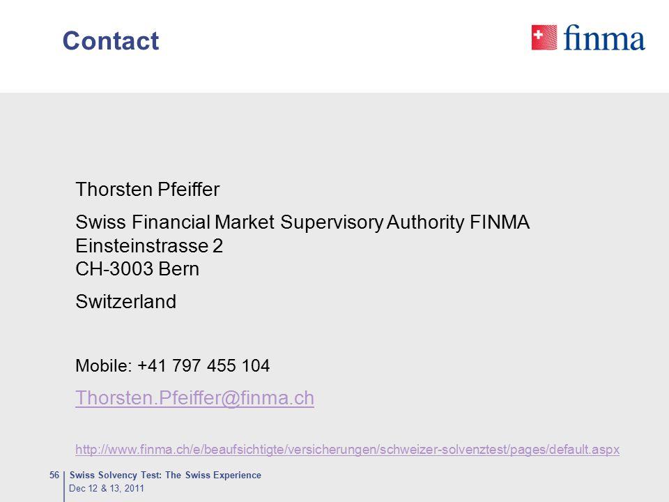 Contact Thorsten Pfeiffer