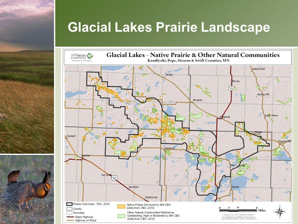 Glacial Lakes Prairie Landscape
