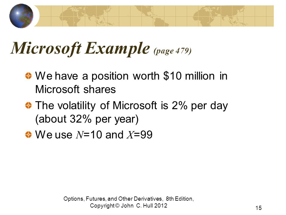 Microsoft Example (page 479)