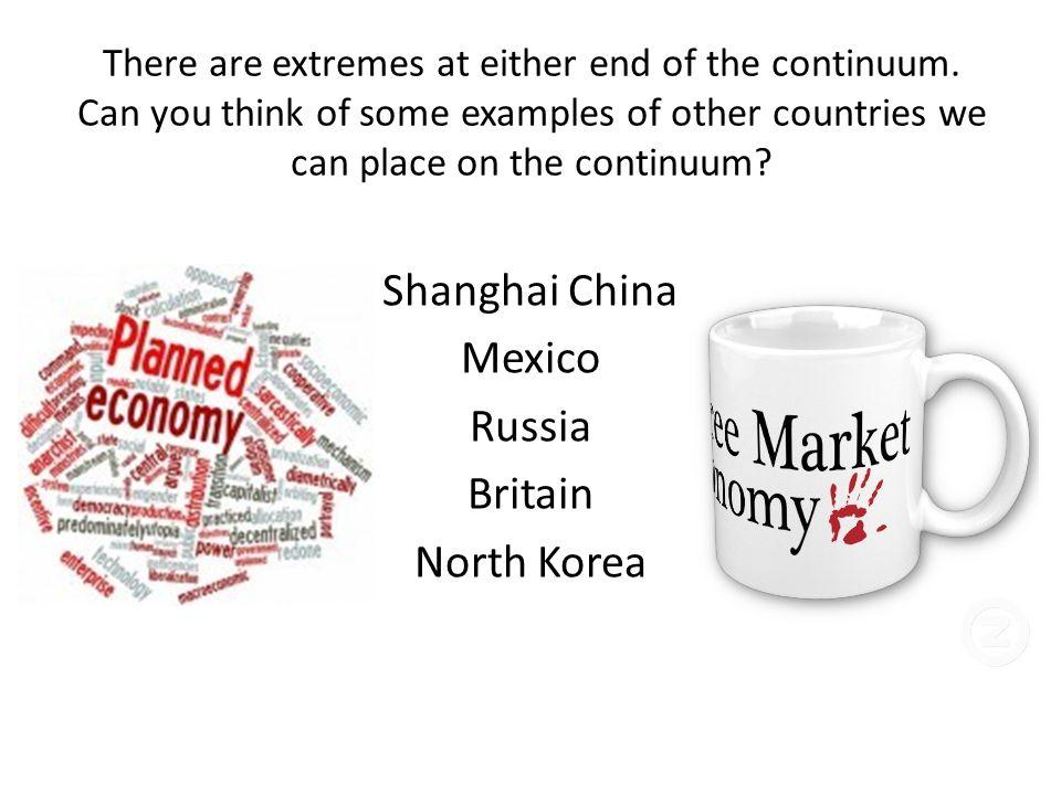 Shanghai China Mexico Russia Britain North Korea