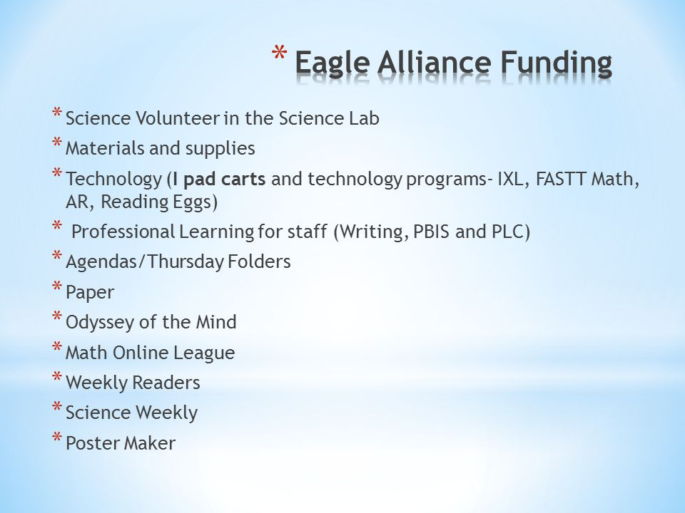 Eagle Alliance Funding