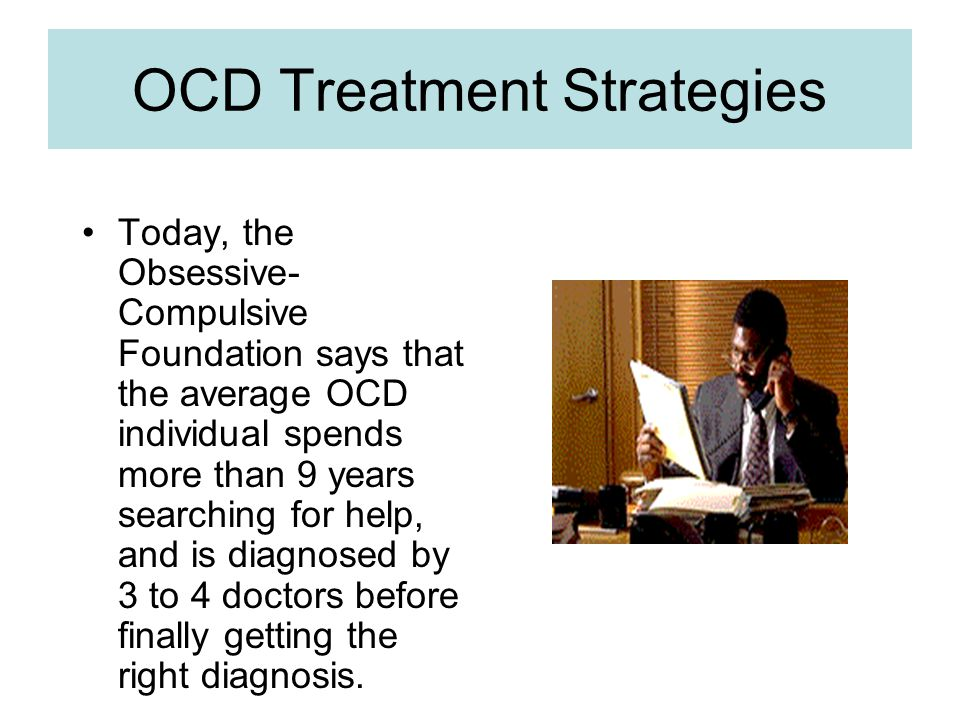 OCD Treatment Strategies