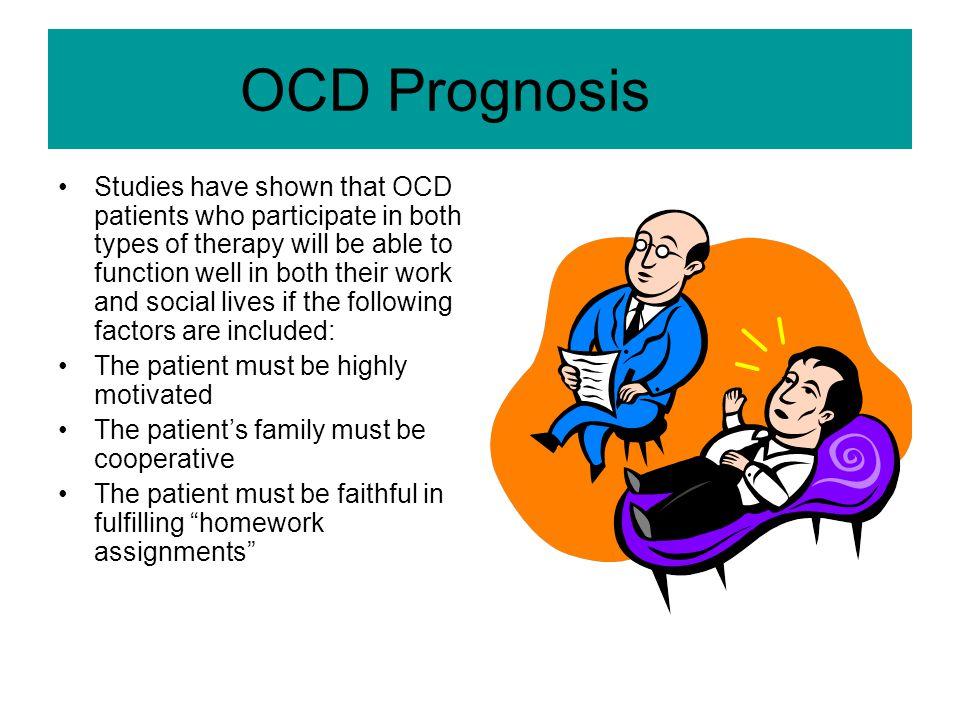 OCD Prognosis
