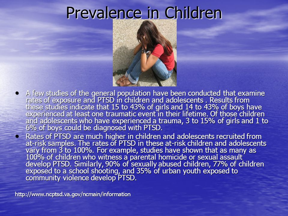 Prevalence in Children