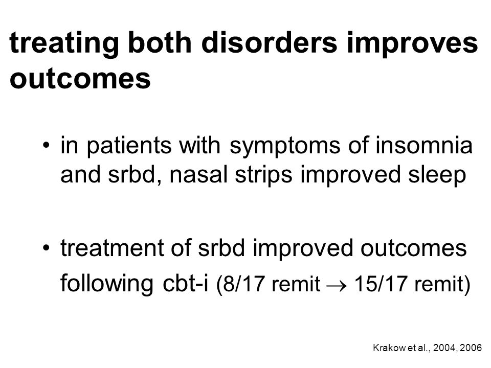 treating both disorders improves outcomes