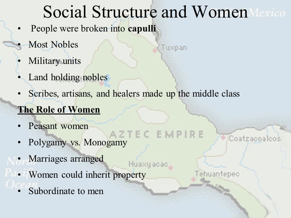 Social Structure and Women