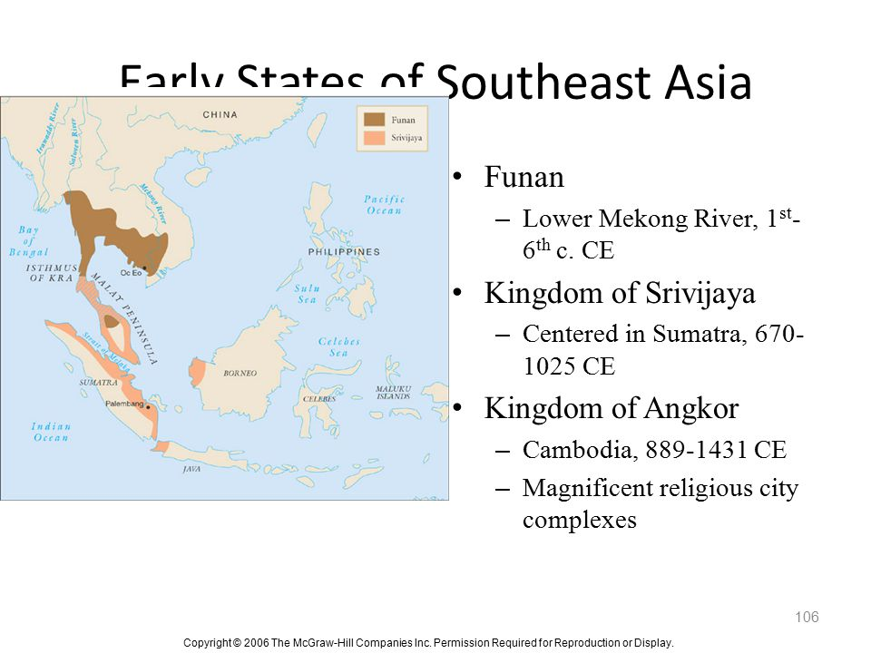 Early States of Southeast Asia