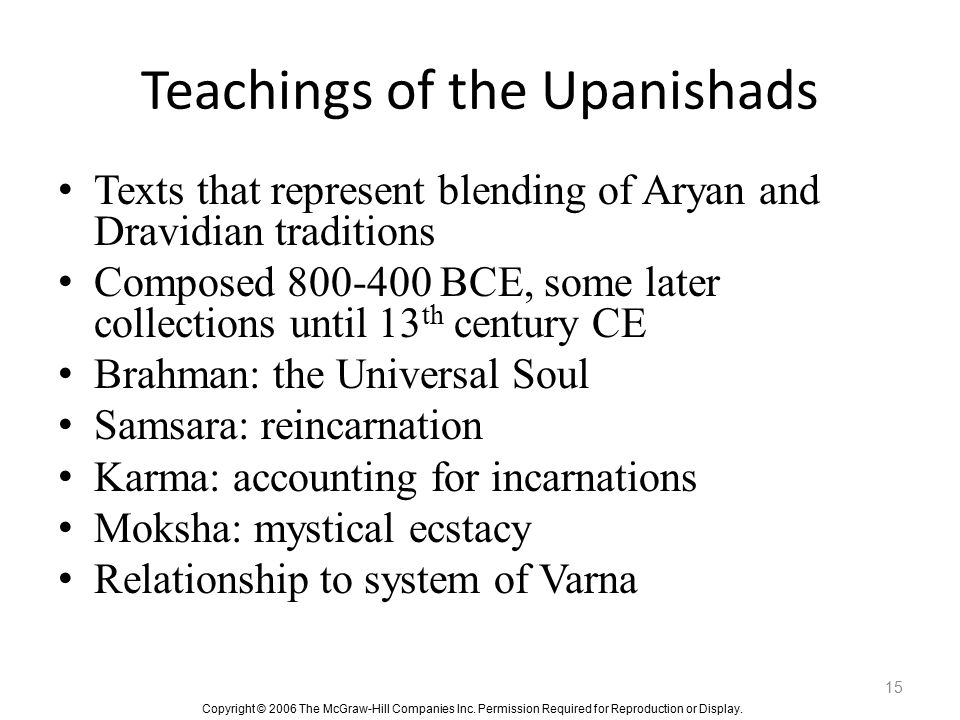 Teachings of the Upanishads