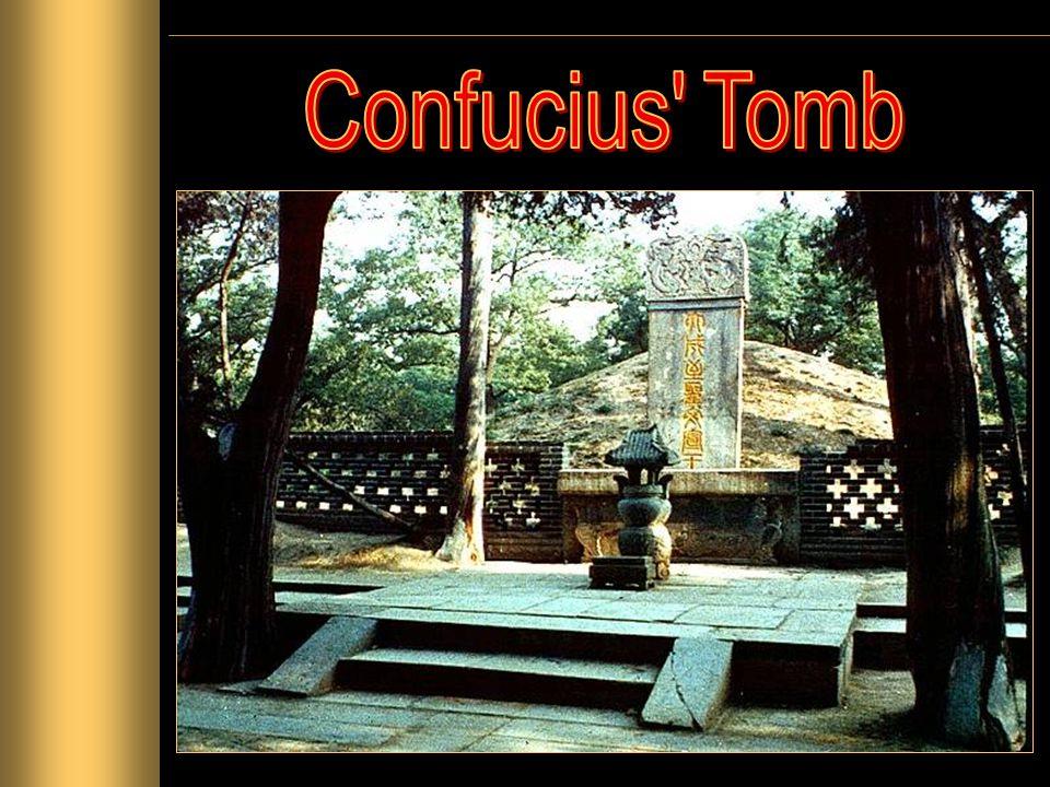Confucius Tomb