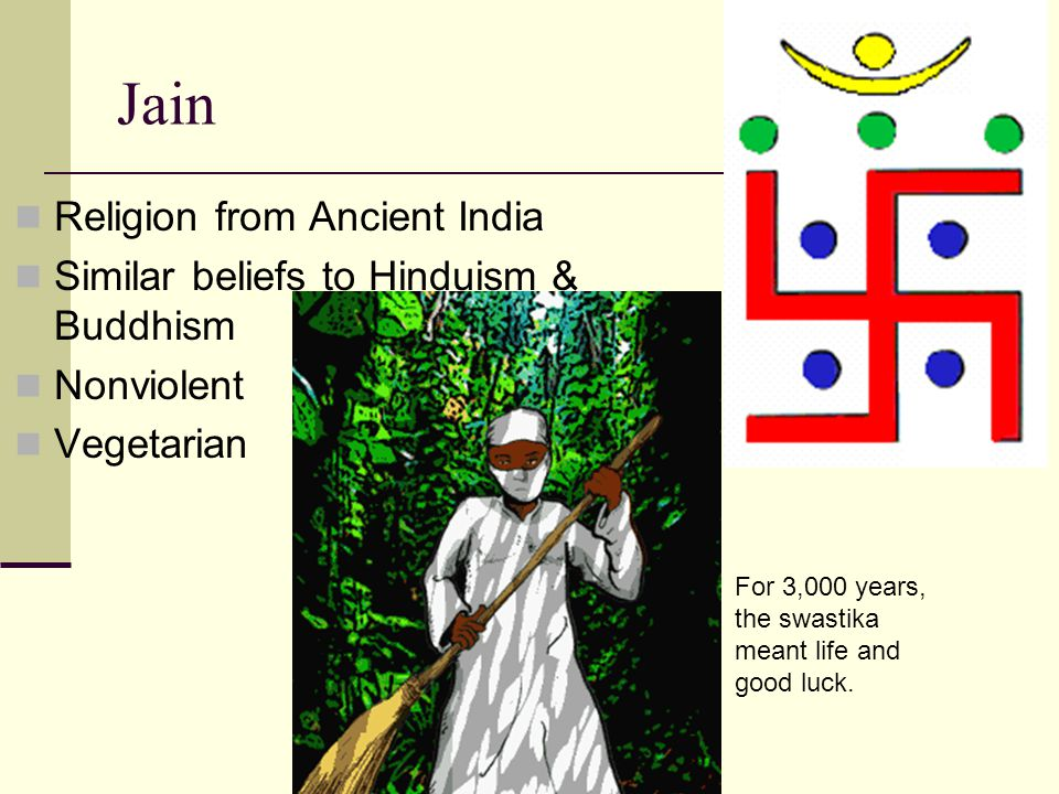 Jain Religion from Ancient India