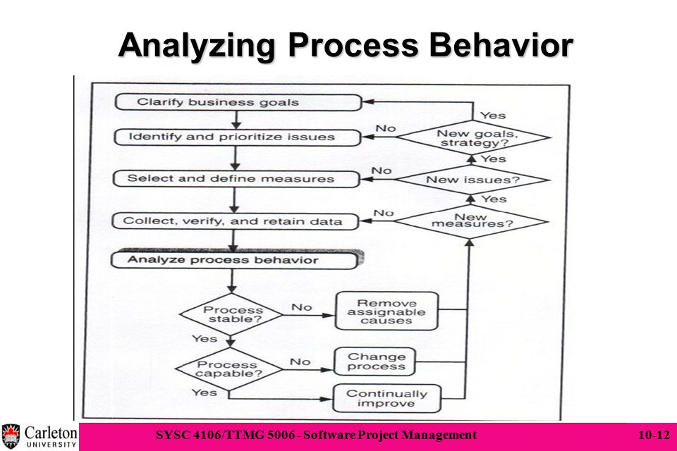 Analyzing Process Behavior