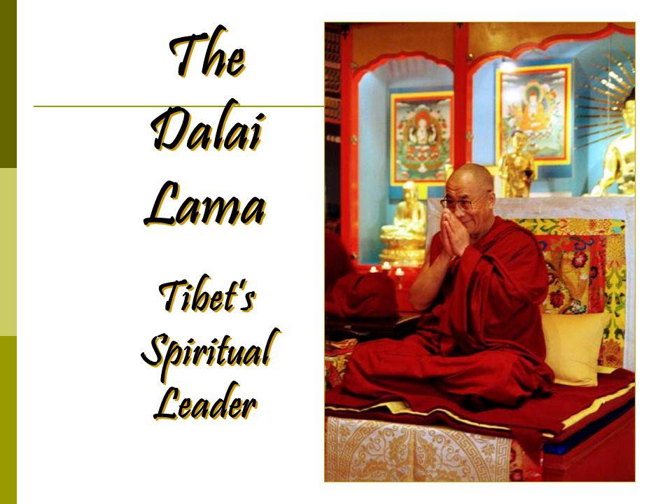 Tibet's Spiritual Leader