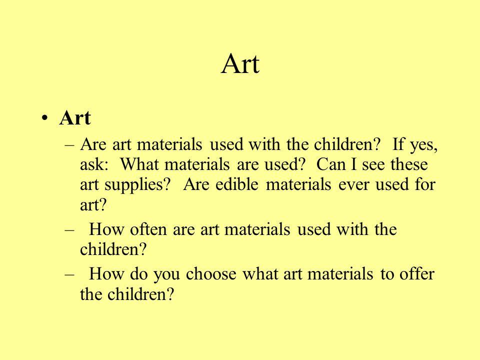 Art Art.
