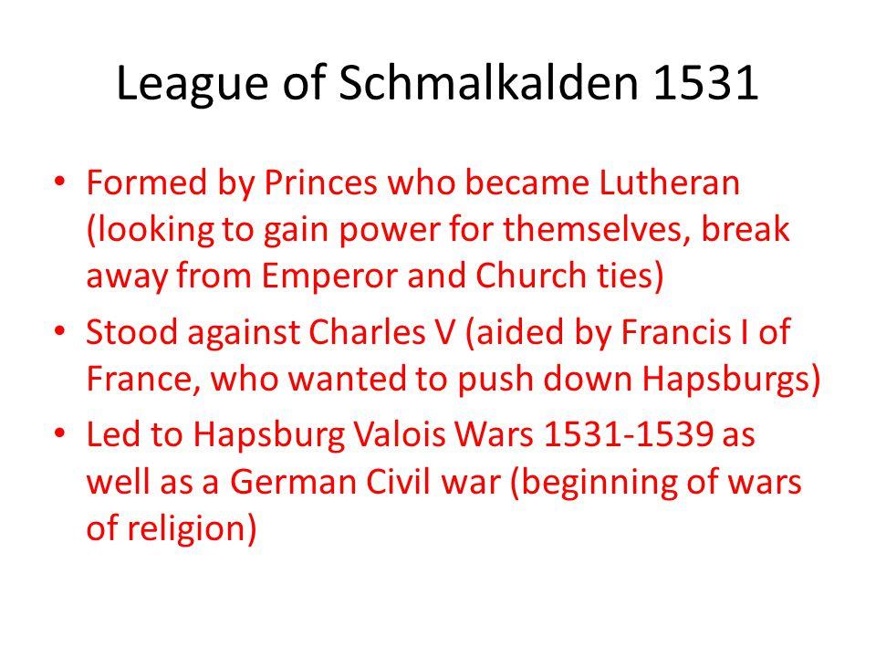 League of Schmalkalden 1531
