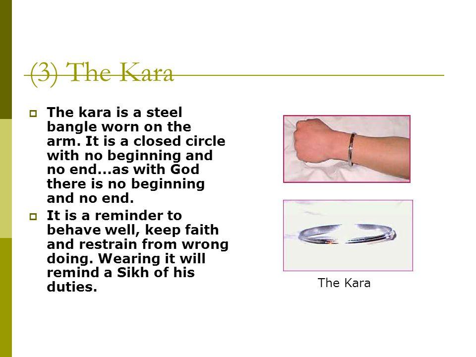 (3) The Kara