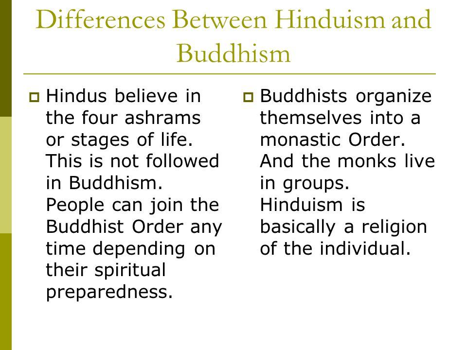 buddhism vs christianity