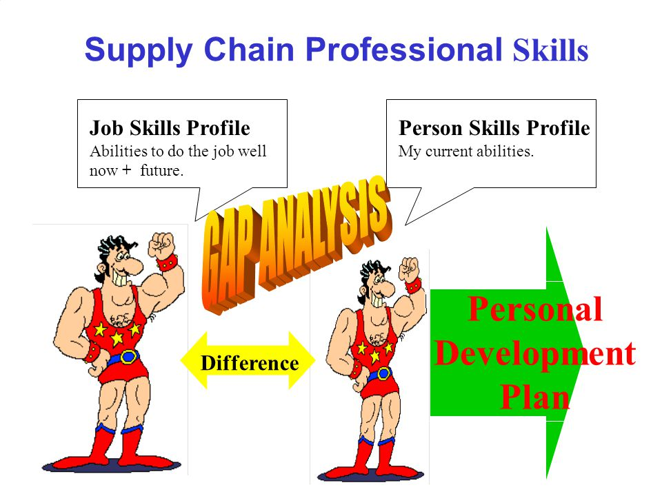 Supply Chain Professional Skills