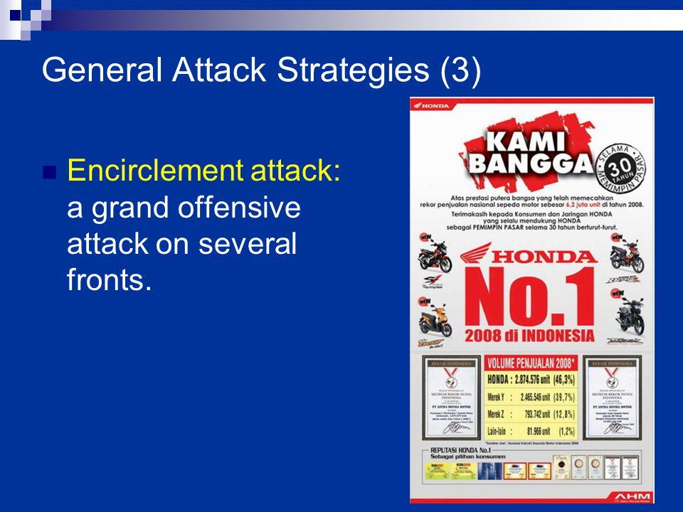 General Attack Strategies (3)