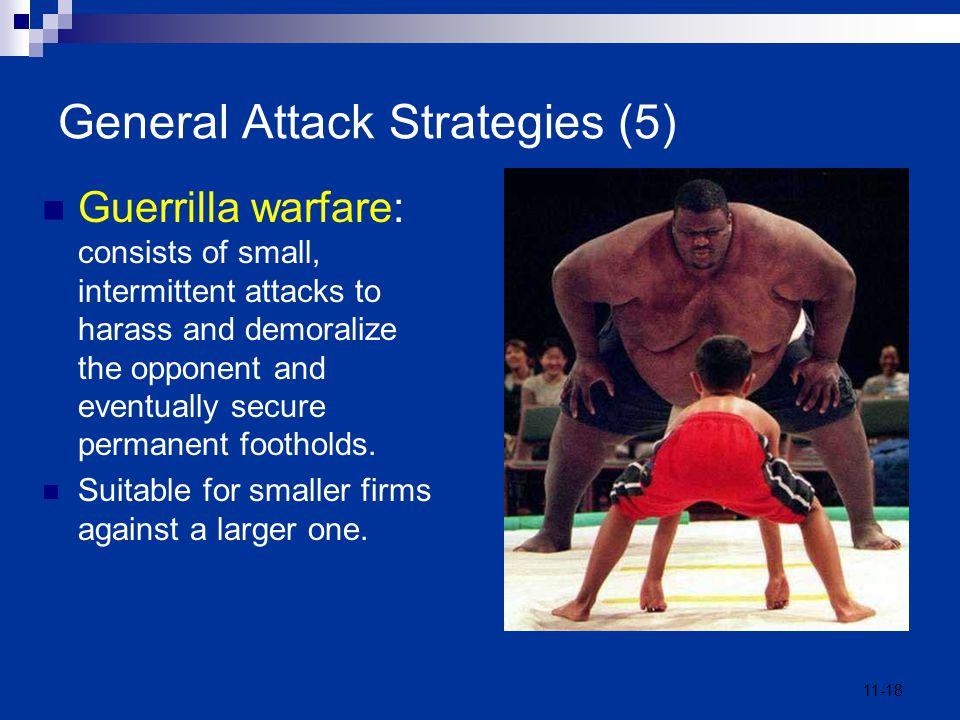 General Attack Strategies (5)