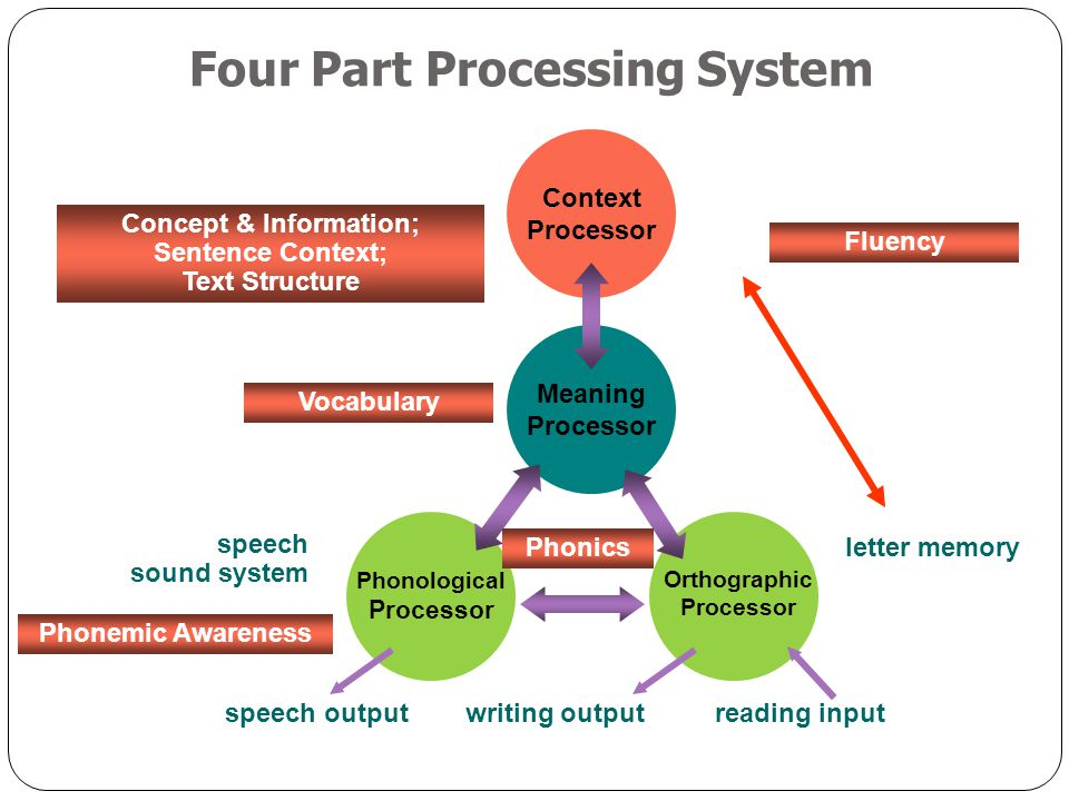 Four Part Processing System