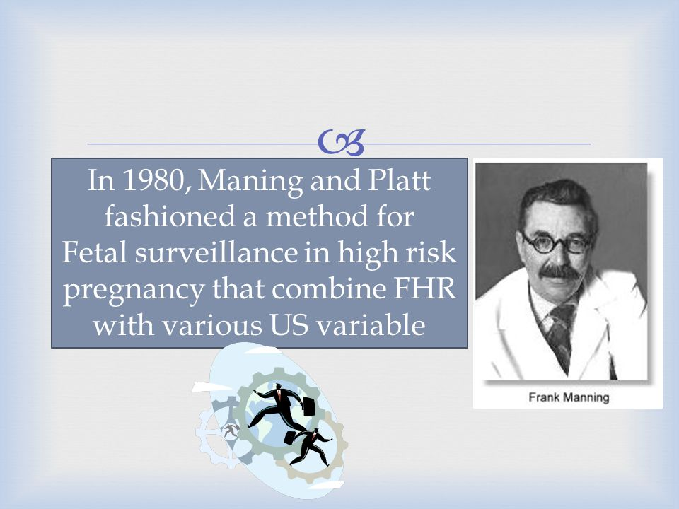 In 1980, Maning and Platt fashioned a method for