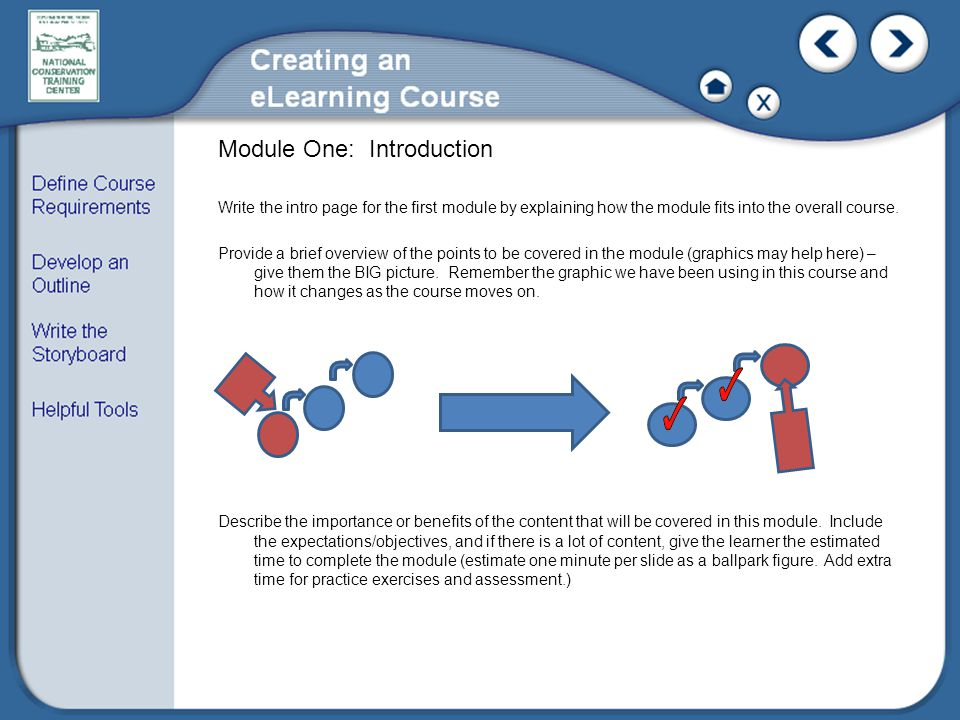 Module One: Introduction