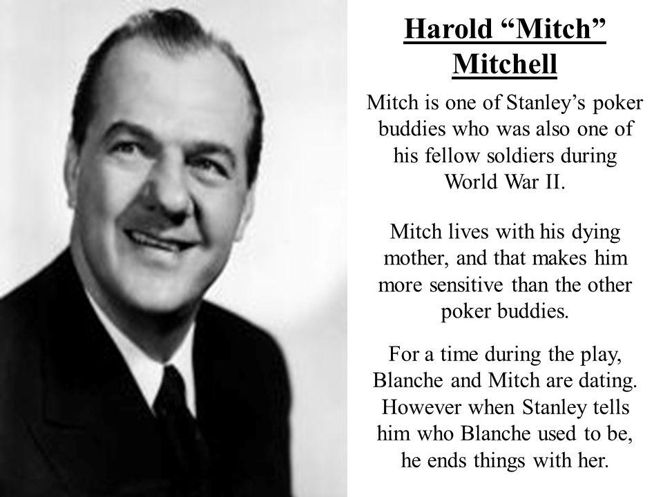 Harold Mitch Mitchell