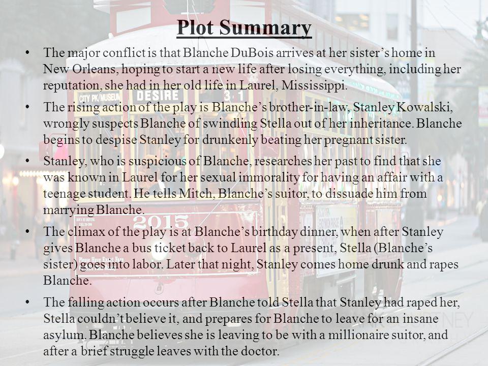 stanley blanche essay